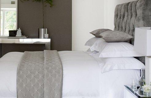 Contemporary Gray Hotel Bedroom Design. 33 Cool Hotel Style Bedroom Design Ideas   DigsDigs