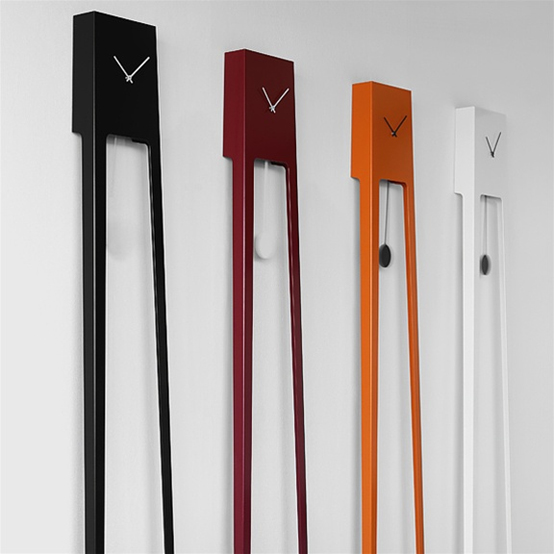 Contemporary Minimalist Grandfather Clock
