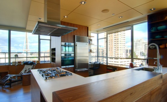 A Prettyboy 39 S Blog Contemporary Two Story Penthouse