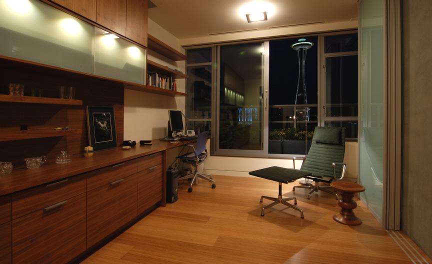 Contemporary Penthouse Interior Design