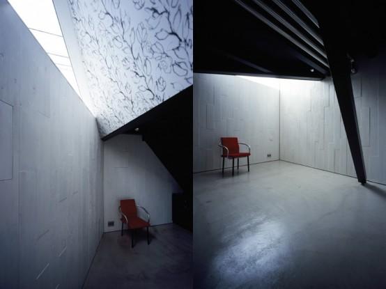 A-House – Contemporary Single Family House
