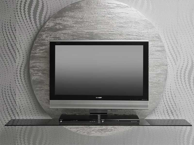 Television On Wall Ideas