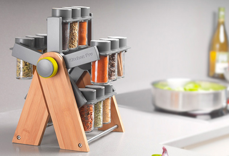 Convenient Ferris Spice Container By Kitchen Pro