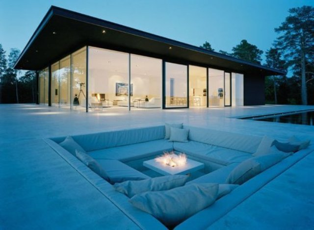 conversation pit comeback 30 cool design ideas architects corner