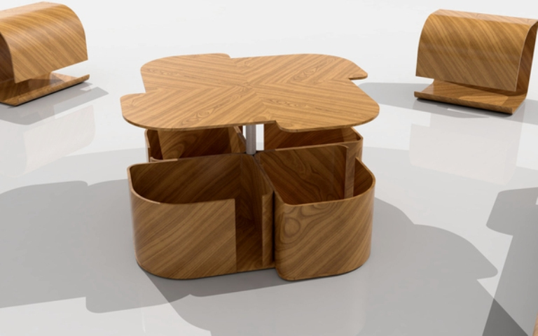 Convertible Modular Kitchen Furniture