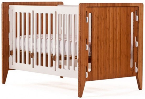 Convertible Multifunctional Piece Of Furniture – From Crib To College
