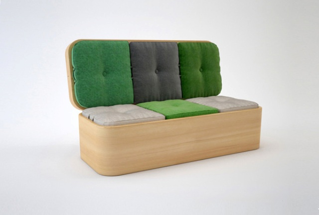 Convertible Sofa That Changes Into A Dining Table Digsdigs