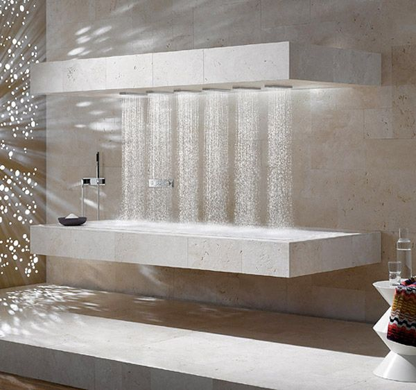 46 Cool And Creative Shower Designs You'll Love