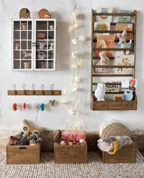 39 cool and easy kids toys organizing ideas digsdigs for Cool ways to organize your room
