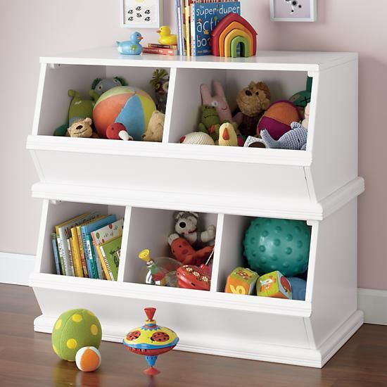 Picture Of cool and easy kids toys organizing ideas  35