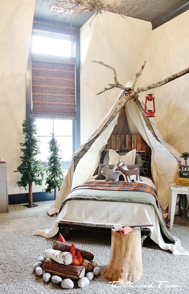 Cool And Fun Christmas Decor Ideas For Kids Rooms