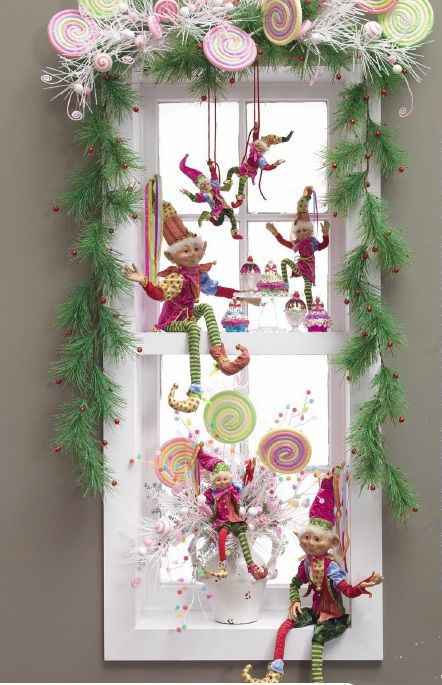 27 Cool And Fun Christmas Décor Ideas For Kids' Rooms ...