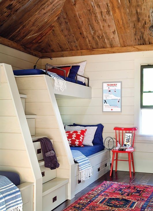 Cool And Functional Built Bunk Beds For Digsdigs