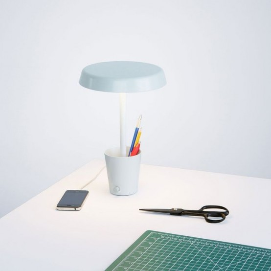 Cool And Practical Multitask Lamps And Lights