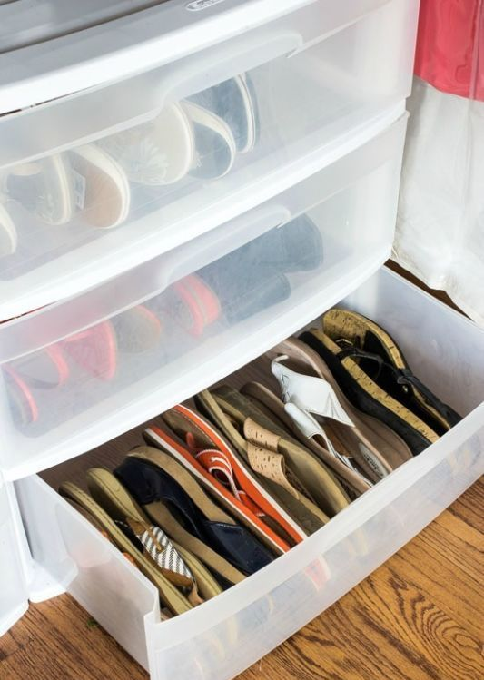 Picture Of cool and smart ideas to organize your closet  1