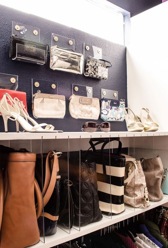 Picture Of cool and smart ideas to organize your closet  10