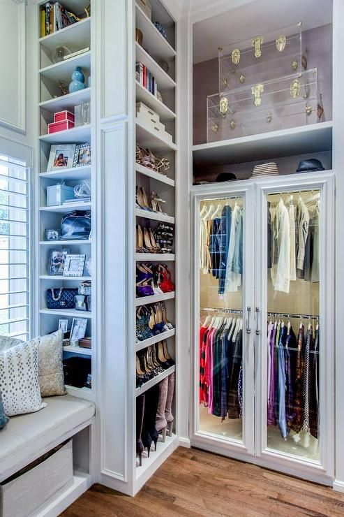 Closet Ideas Part - 42: Cool And Smart Ideas To Organize Your Closet