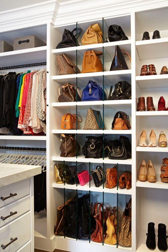 Picture Of cool and smart ideas to organize your closet  23