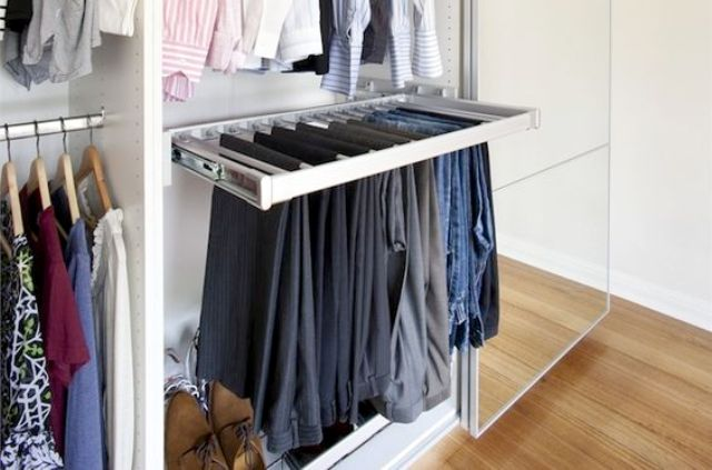Picture Of cool and smart ideas to organize your closet  24