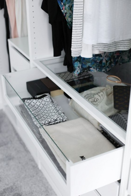 Cool And Smart Ideas To Organize Your Closet