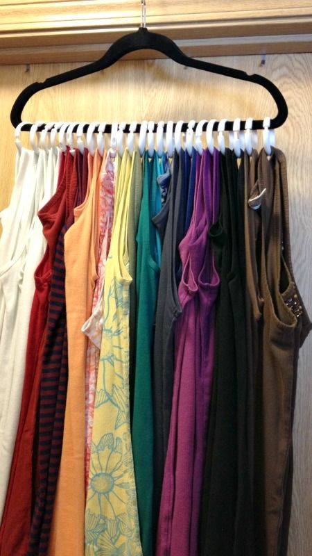 32 cool and smart ideas to organize your closet digsdigs - Best way to organize bedroom furniture ...