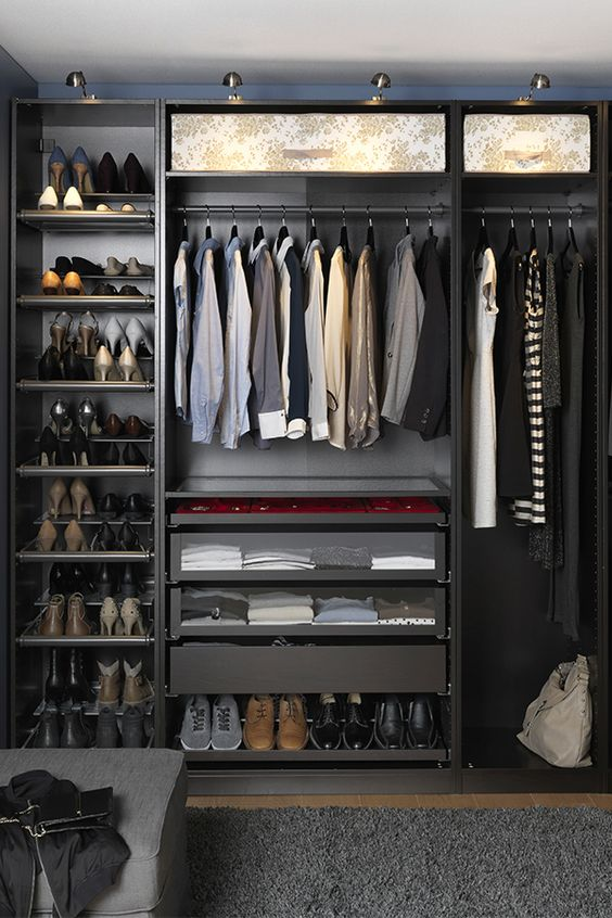Picture Of cool and smart ideas to organize your closet  6