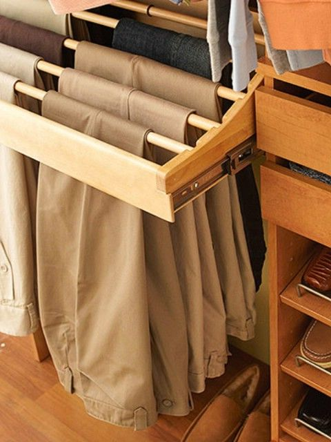 Picture Of cool and smart ideas to organize your closet  8