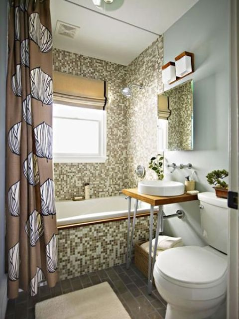 Marvelous Cool And Stylish Small Bathroom Design Ideas