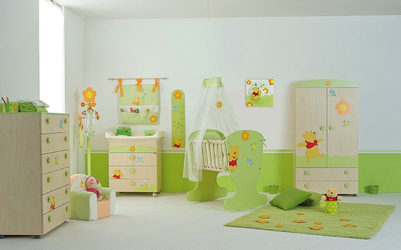 Winnie the pooh baby room ideas car interior design Baby designs for rooms