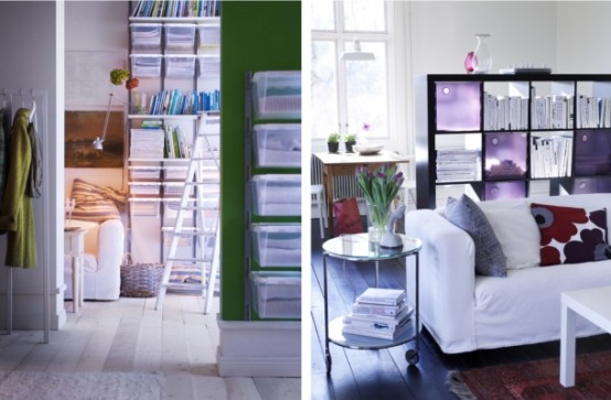 Cool Box Storage Ideas