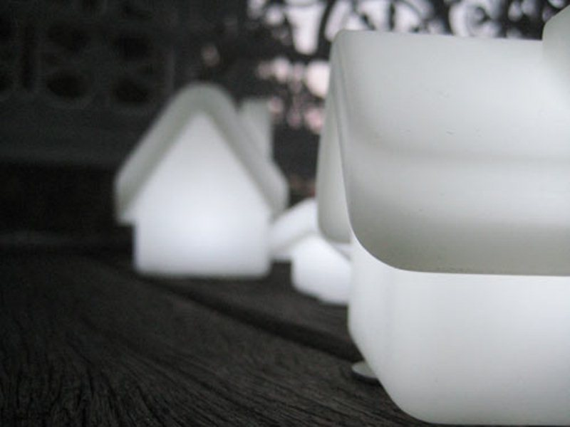 Cool Bungalow Lights Inspired By The Fairytale Houses