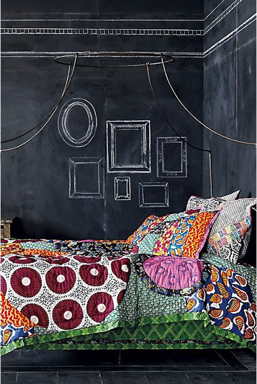 Wall Drawing Ideas Bedroom Paint