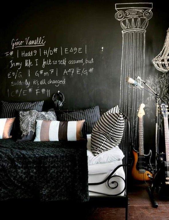 25 Cool Chalkboard