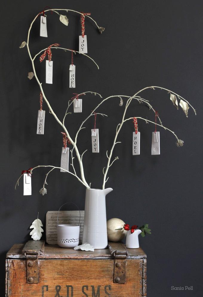 Tree Branch Christmass Tree Alternative
