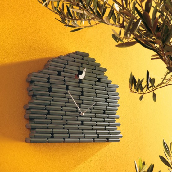Bunker Clock