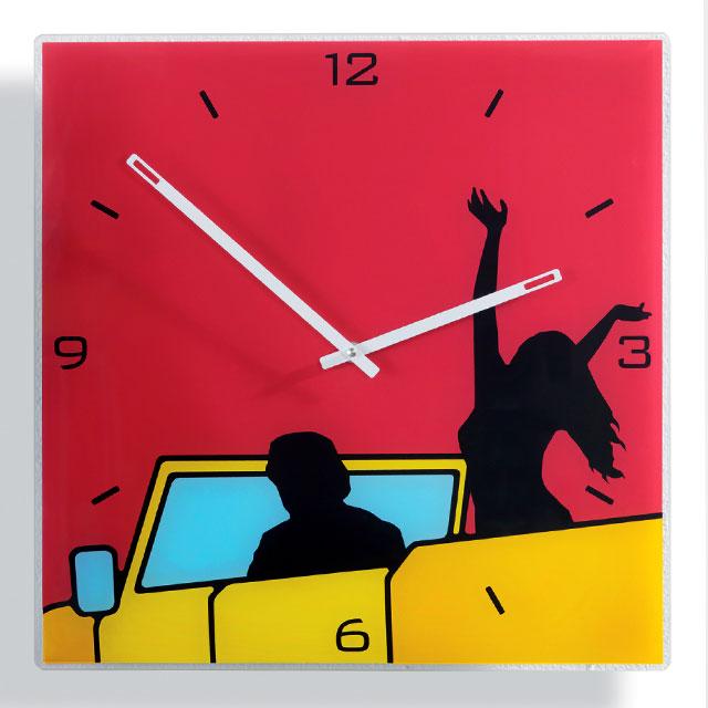 Cool Clock Dddd