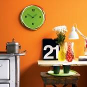 Cool Clock Giove