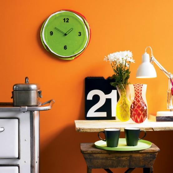 Giove Clock