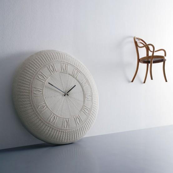 Gomitolo Clock