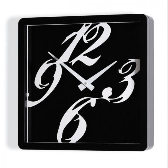 Layers Script Clock