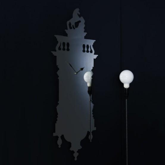 Memoclok Clock