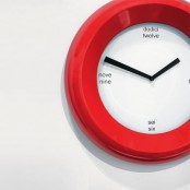 Cool Clock Mount Round
