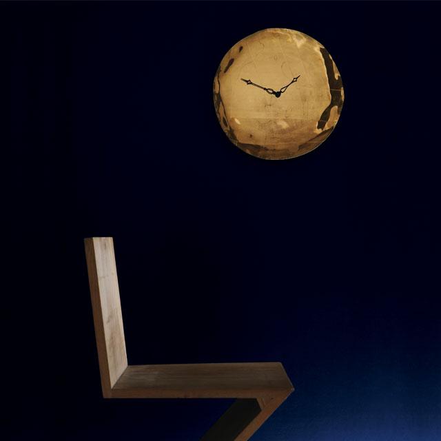 Cool Clock Oro E Platino