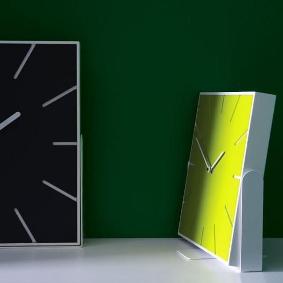 Snap Clock