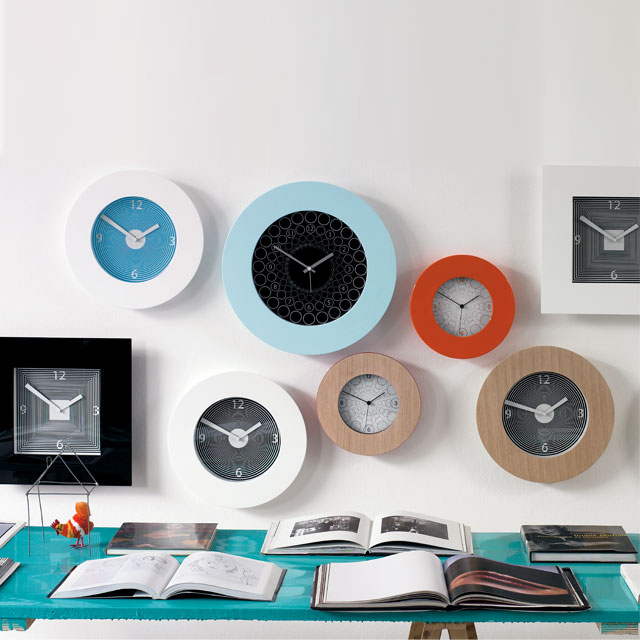 48 The Most Cool And Creative Clocks In The World By Diamantini Domeniconi Digsdigs