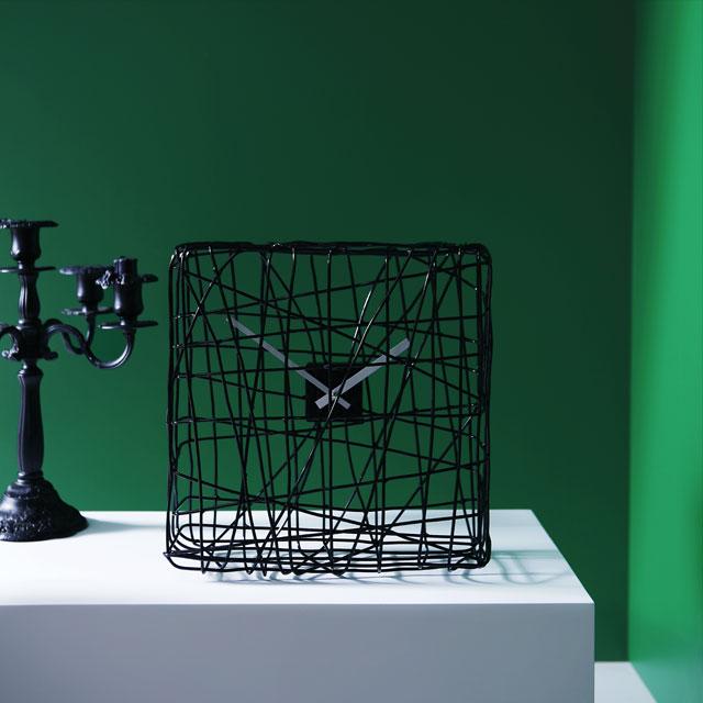 Cool Clock Ti Aspetto Dietro Le28099angolo