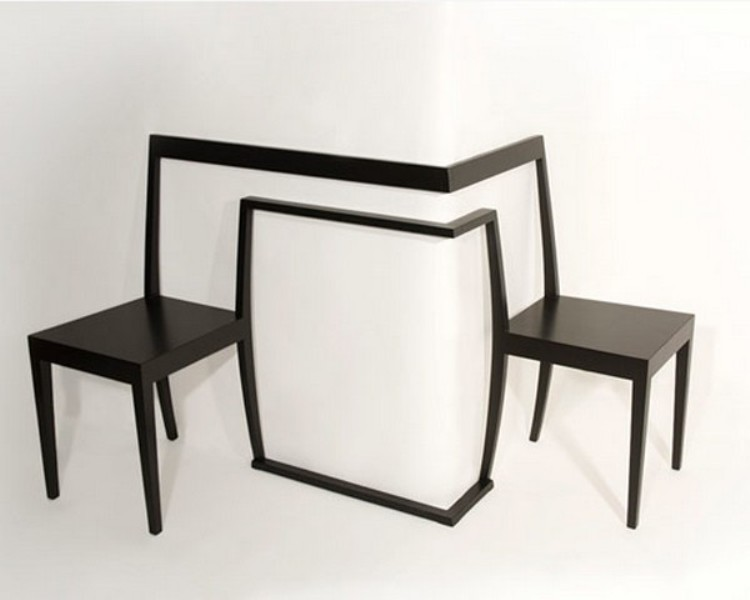 Cool Corner Chair To Arrange An Uncommon Space