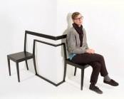 Cool Corner Chair To Arrange Uncommon Space