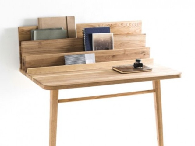 43 cool creative desk designs digsdigs for Bureau 60 cm de largeur