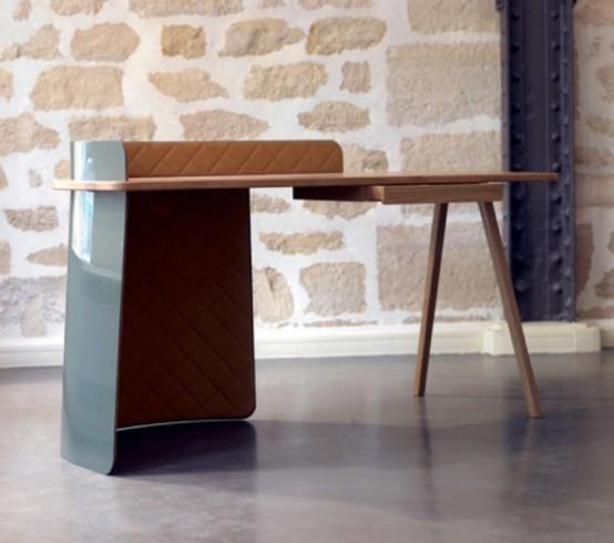Home Office L Shaped Desk